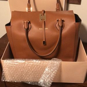 Michael Kors Large Miranda Tote Luggage